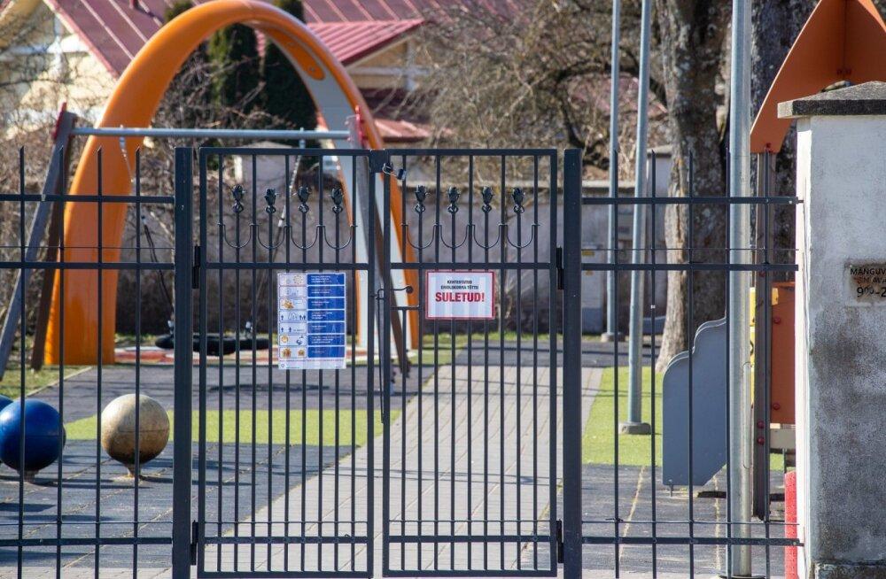 Koroonaviirusest tingitud piirangud on paljud kohad Saaremaal sulgenud.