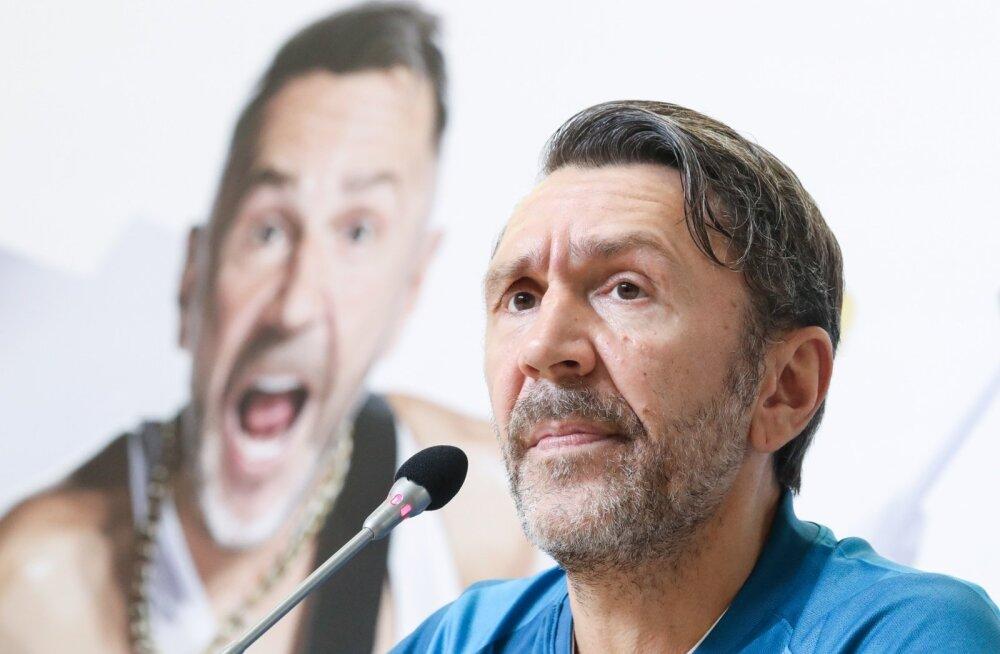 sergey shnurov