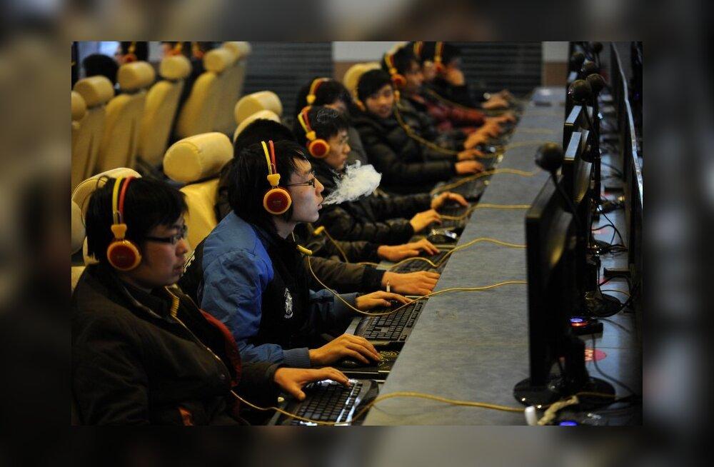 """Hiina arvutisõltlaste uus hobi: """"naisega mängimine"""""""