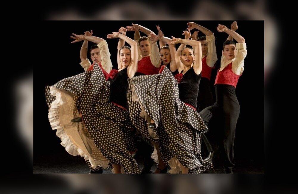 """Bublik разыграл 2 билета на Фламенко-шоу """"Estampas de Espana"""""""