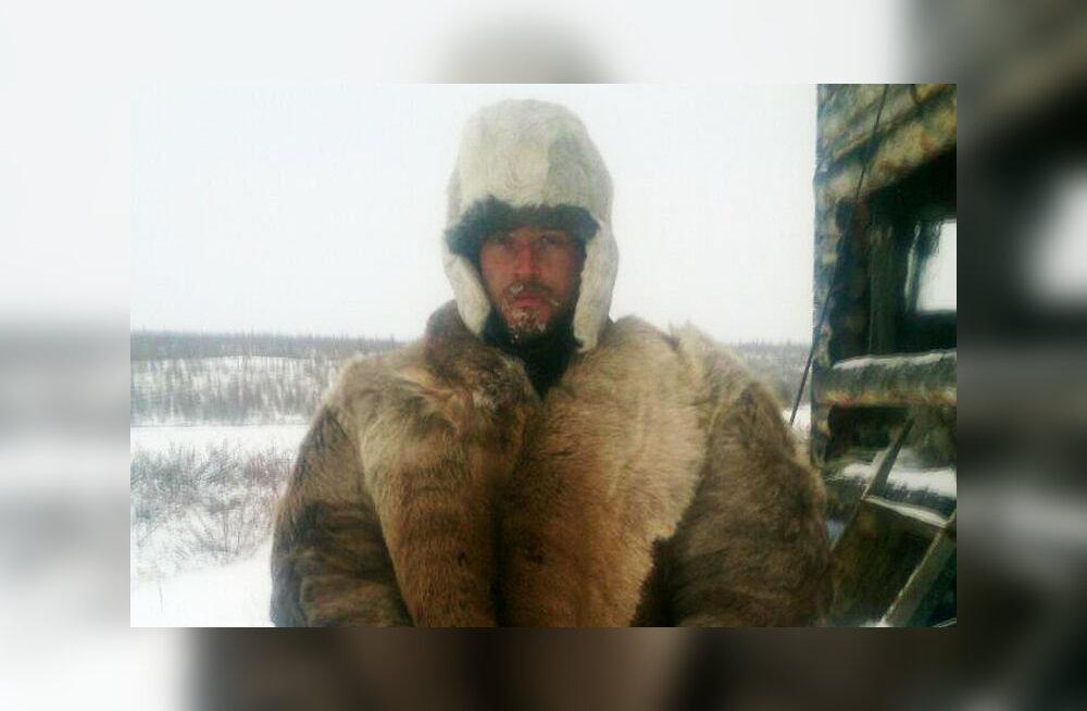 Путешественник 100 дней прожил в якутской глуши в ожидании черта