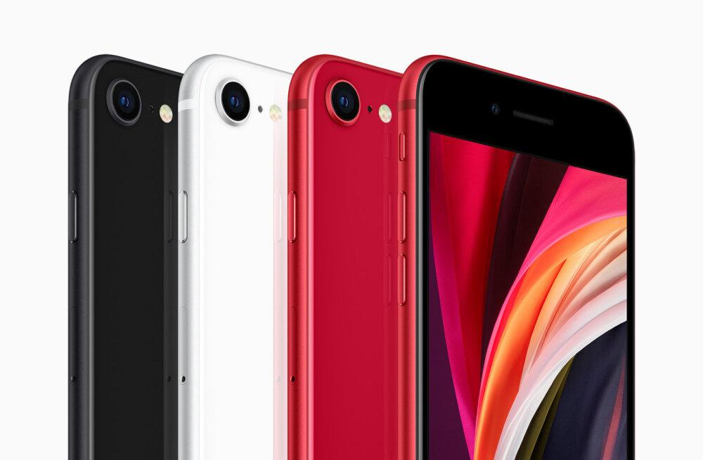 Apple andis ootamatult välja odava iPhone'i