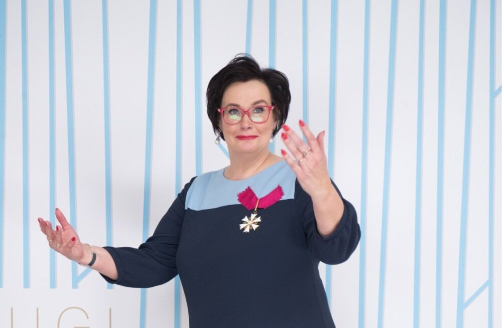 Siseminister Katri Raik
