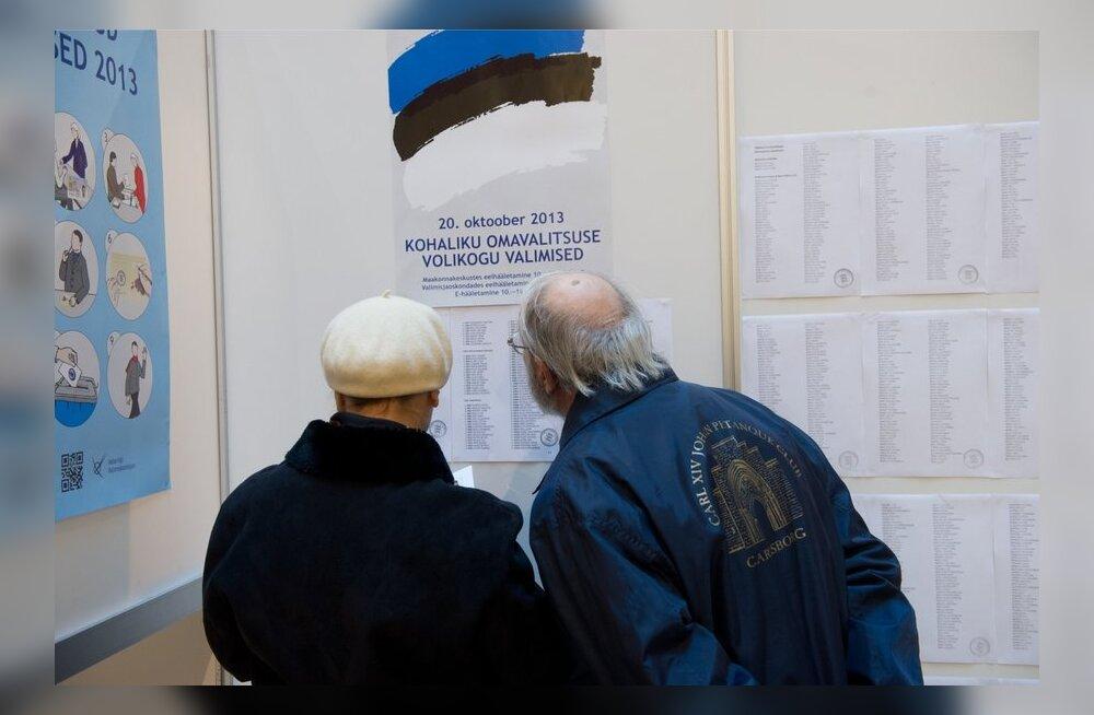 Valimisjaoskond.Solaris