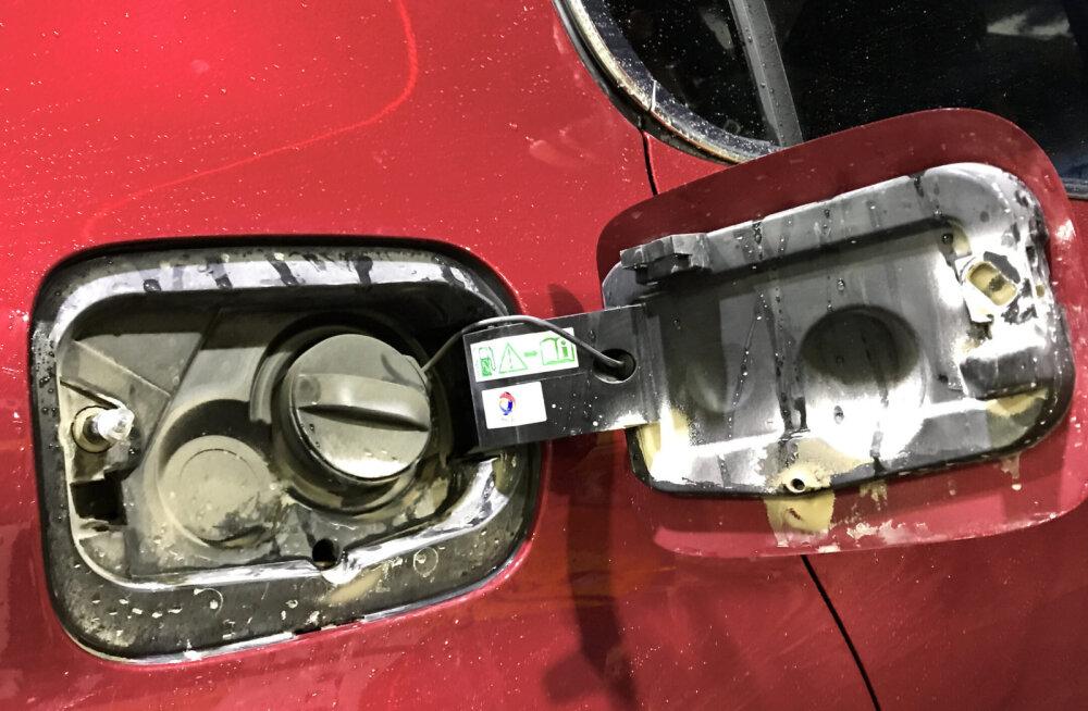 Vaata, millise kvaliteediga mootorikütuseid sinu kodukoha tanklas müüakse