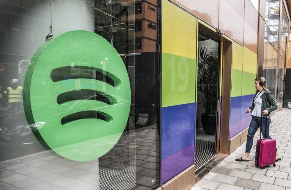 Telia pakub praegu osadele klientidele Spotify perepaketti poole odavamalt