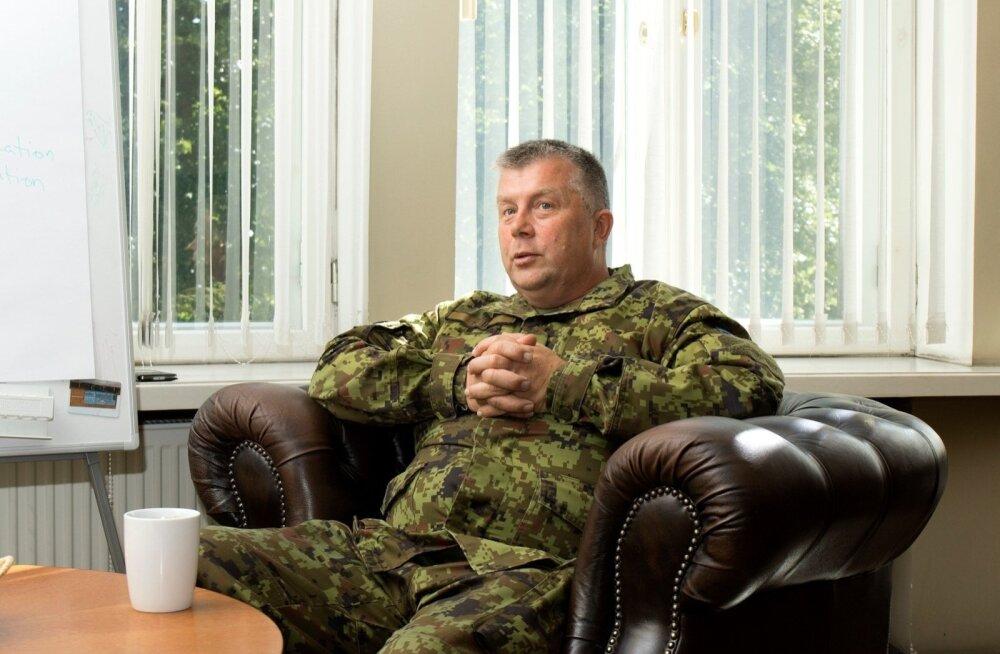Бывший командир Кайтселийта: находиться в черном списке России — это как иметь почетное звание