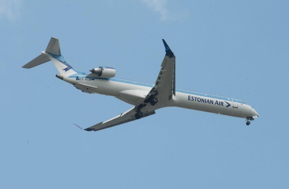 Pankrotistunud Estonian Air hüvitas küll reisijate lennupiletid, kuid töötajad jättis tühjade pihkudega.
