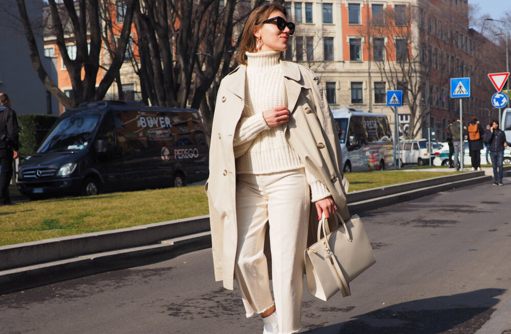 FOTOD | Ilmad lähevad jahedamaks ja aeg on hakata mantlit kandma! Need on NELI selle hooaja kõige suuremat trendi