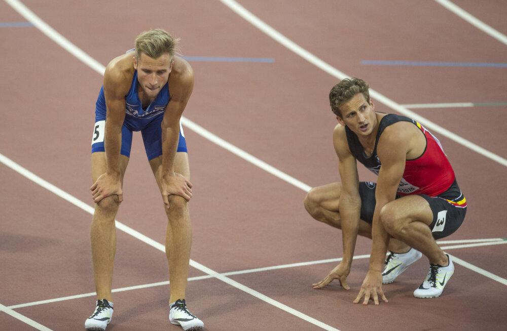 FOTOD: Kurb! Mägi ei mahtunud MMil finaali, Šadeikol jäi Eesti rekordist 8 punkti puudu