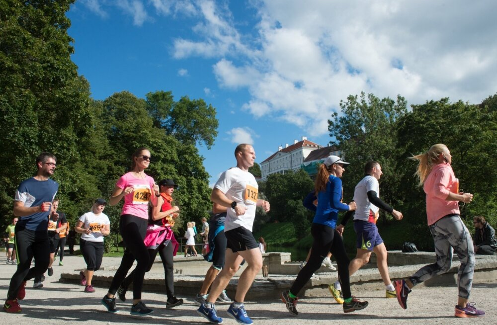 SEB Tallinna maraton.