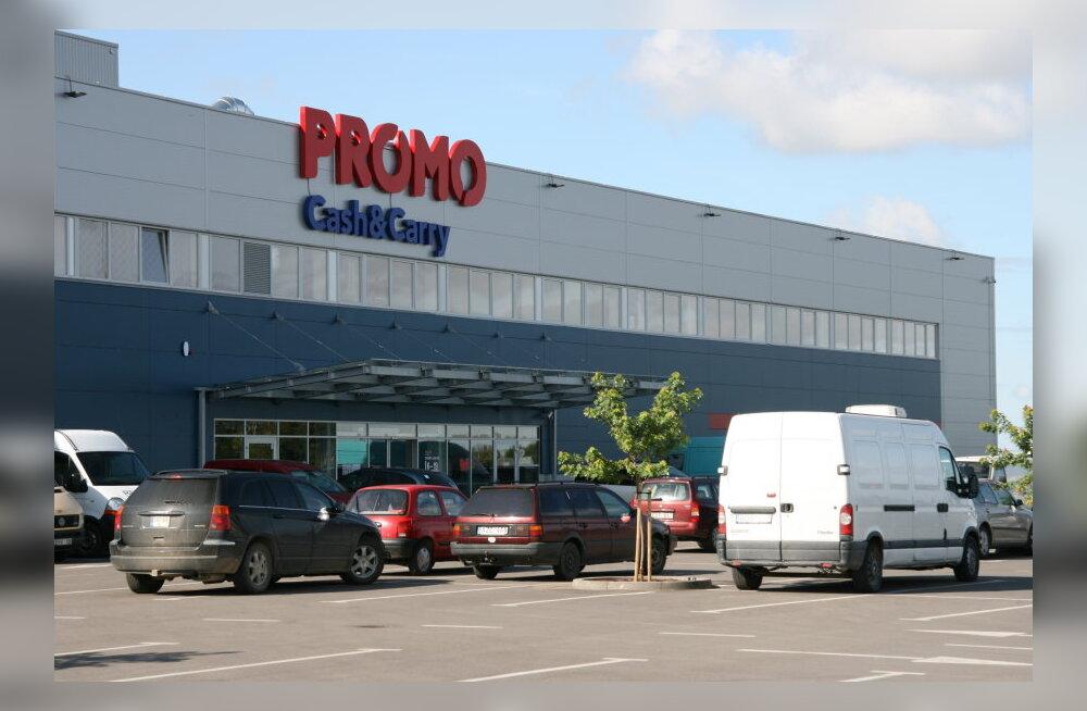 В Таллинне открывается магазин оптовой торговли PROMO Cash&Carry