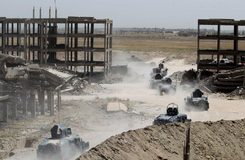 Islamiriiki ähvardab väljatõrjumine ka Fallujah'st