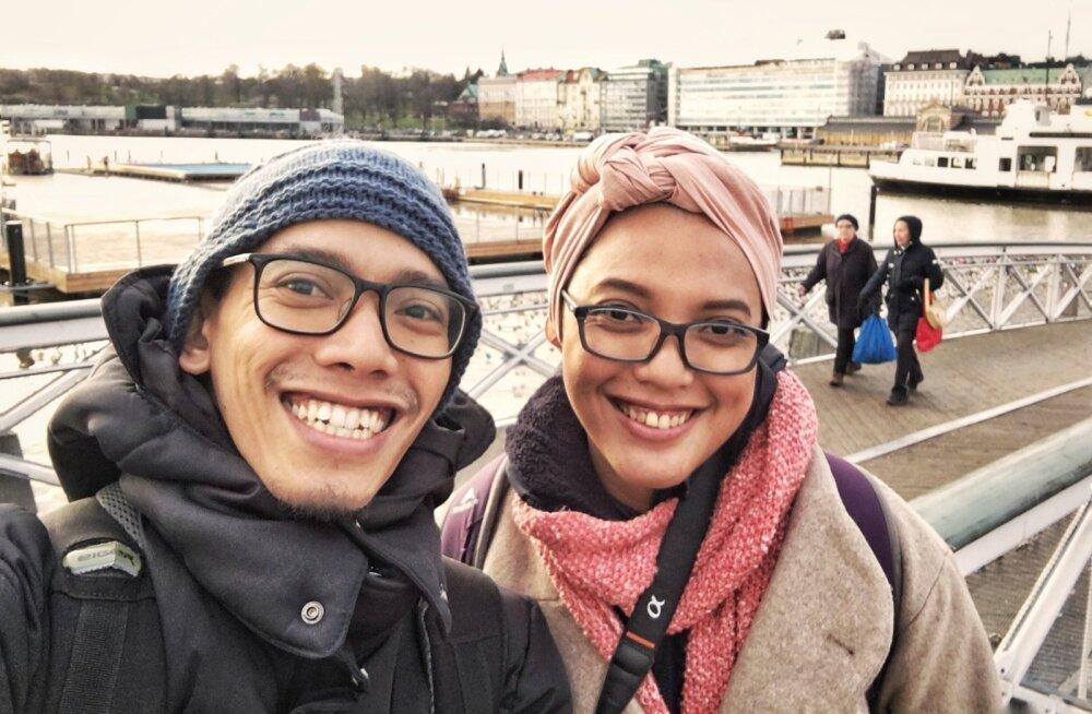 E-residendist tarkvaraarendaja Asep Bagja Priandana kiindus Eestisse ja on nüüd koos oma naisega Tartus sage külaline.