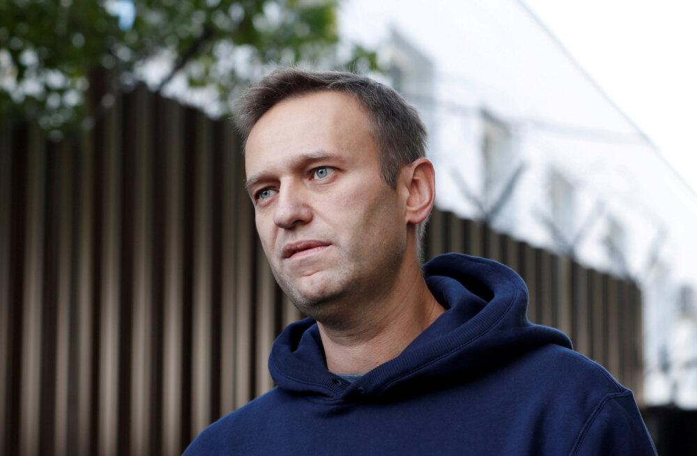 Отравление Навального: Россия ввела ответные санкции против граждан ФРГ и Франции