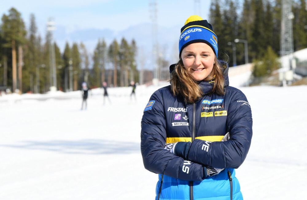 Rootslannast olümpiavõitja jäi Jelena Välbe kriitikale vastates napisõnaliseks