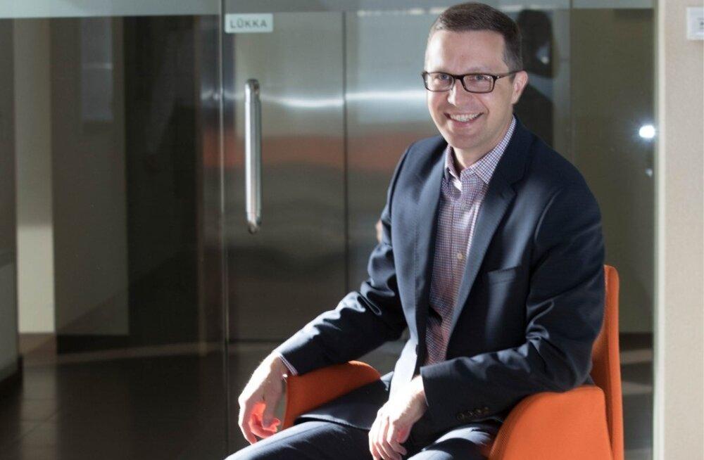 Swedbanki investeerimisfondide juht Kristjan Tamla