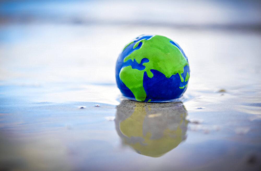 Teadlased: merepind tõuseb seniarvatust kiiremini
