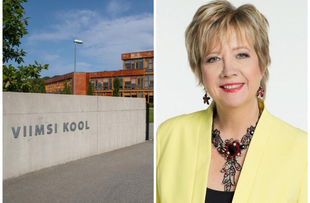 Juhtimiskriisi tagajärg: Viimsi kooli direktor pani ameti maha