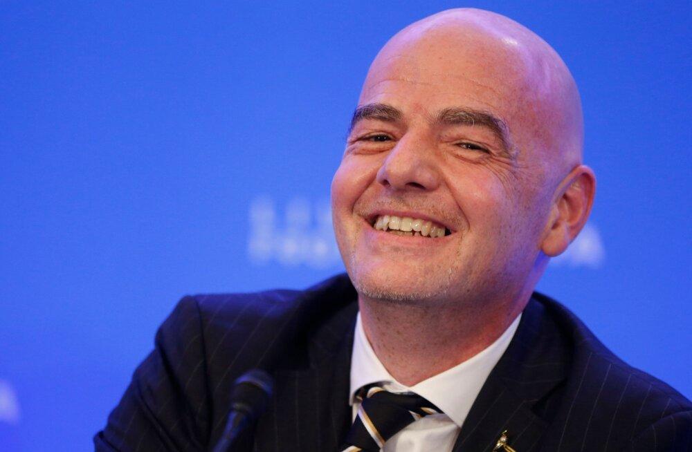 FIFA kiitis uue klubide MM-i formaadi heaks, Euroopa klubid lubavad boikotti