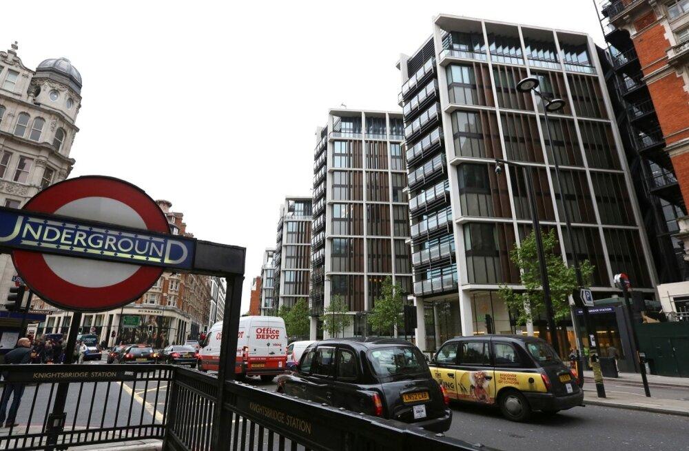 Londoni kinnisvara.
