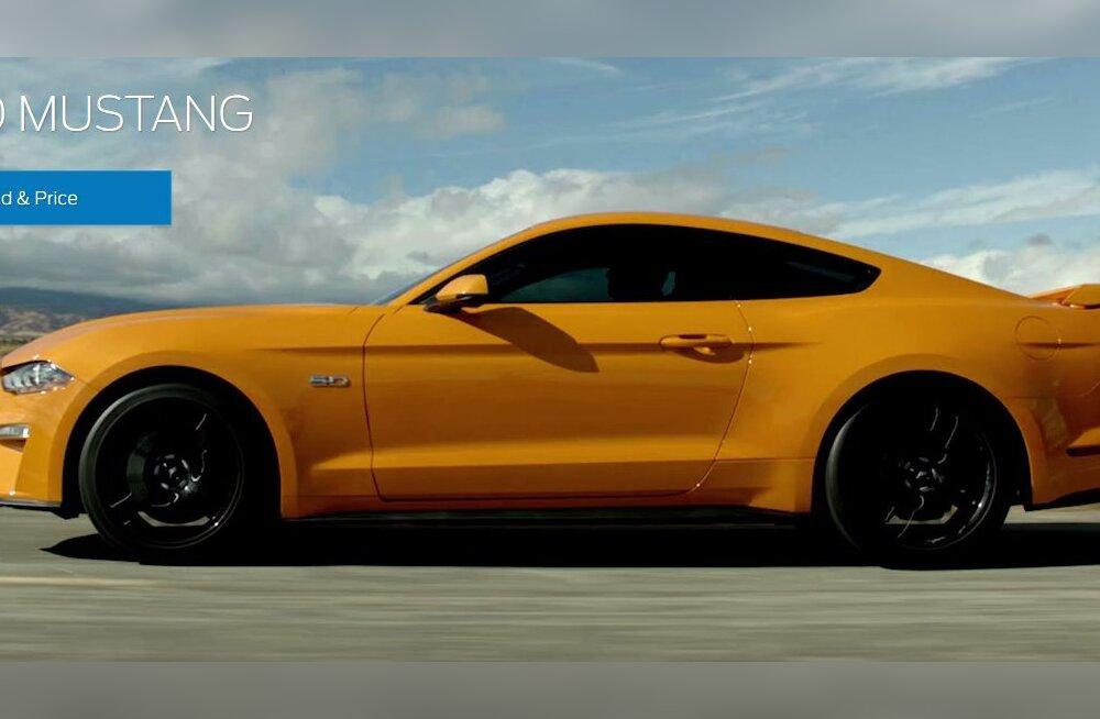 Fordi otsus enamik oma tavasõiduautodest Põhja-Ameerikas müügilt korjata ei üllata