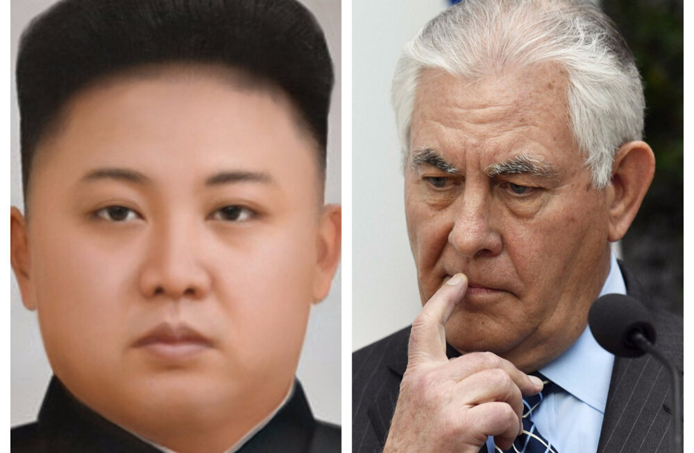 Vene välisminister: Põhja-Korea on valmis USA-ga tuumarelvade suhtes läbi rääkima, meie võime vahendada!