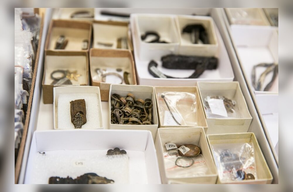 Arheoloogilised leiud