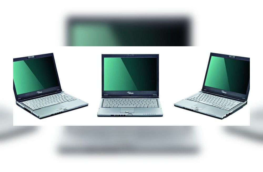 Fujitsu Siemens esitles uut sülearvutit