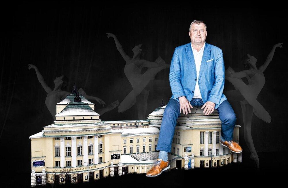 Работники национальной оперы Estonia обвиняют директора в том, что он унижает и домогается сотрудниц
