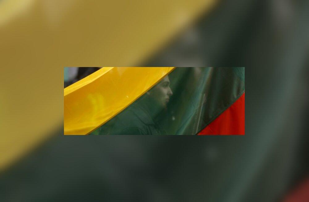 Литва отмечает 20-летие восстановления независимости