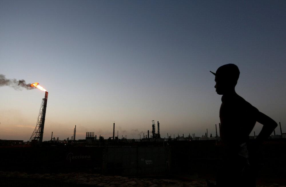 Venezuela on hädas naftatootmisega