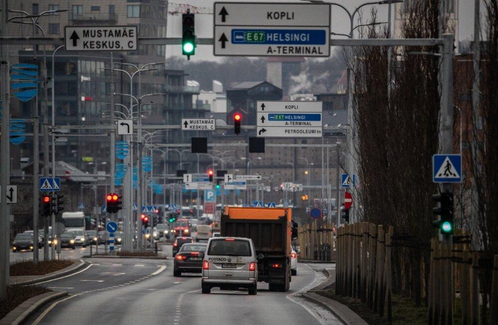 Liikluskindlustuse keskmine aastamakse mullu langes