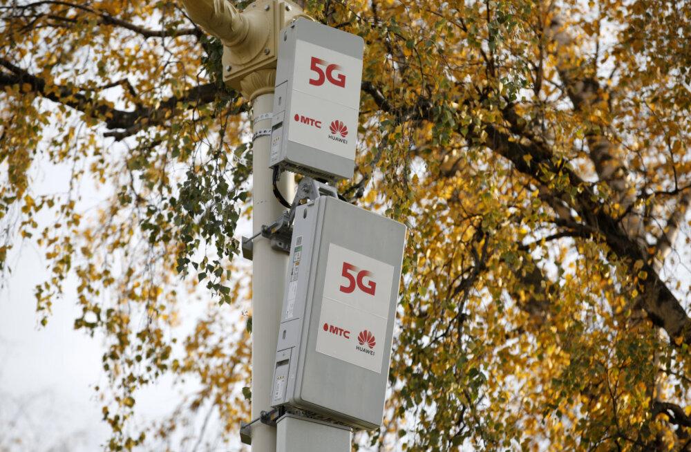 """""""Levitab koroonat!"""": vandenõulembesed lõhuvad Hollandis 5G mobiilimaste"""