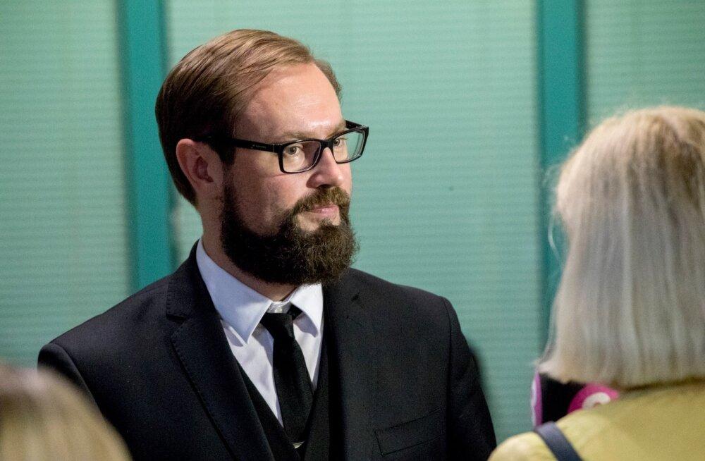 HOMME LP-s | Lahkuv juhtiv riigiprokurör Steven-Hristo Evestus: Koit Pikaro nimetas mind äpuks