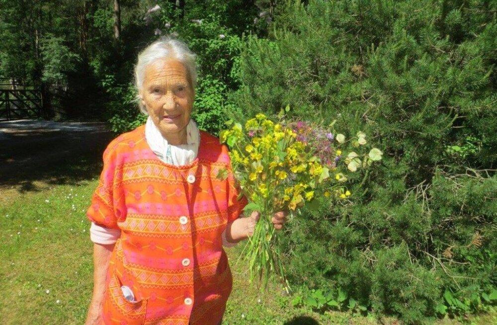 Politsei otsib Harjumaal kadunud 87-aastast Illa-Koidulat