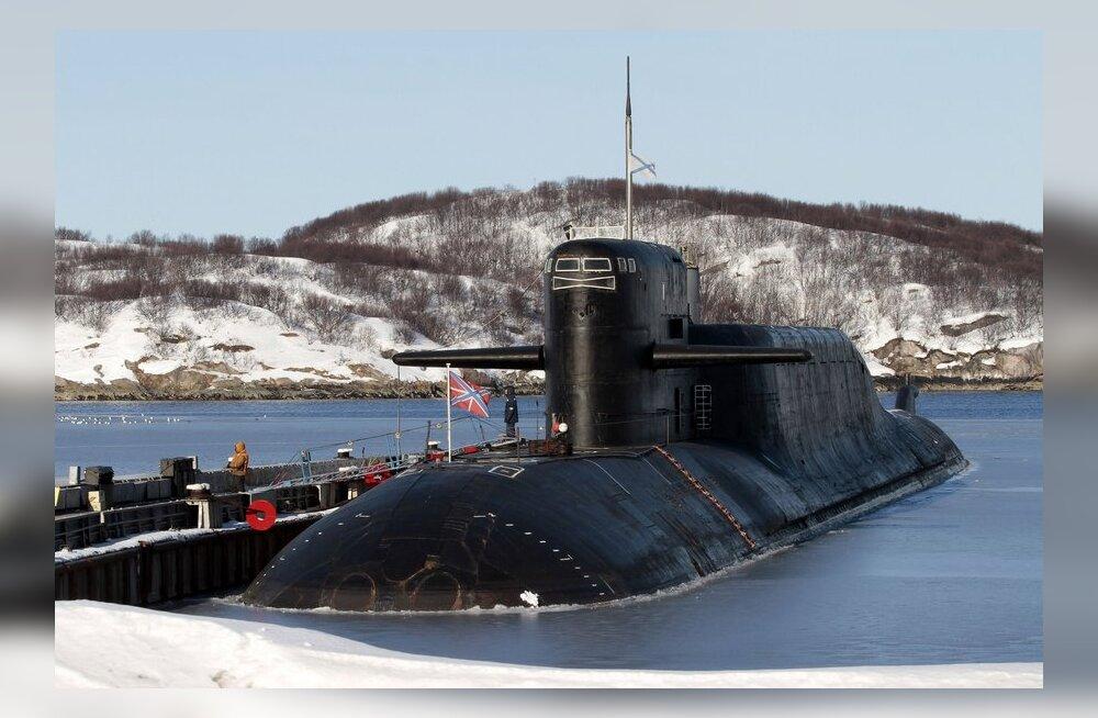 Tuumaekspert: Venemaal põlenud tuumapommid Eestile suurt ohtu ei kujutanud.