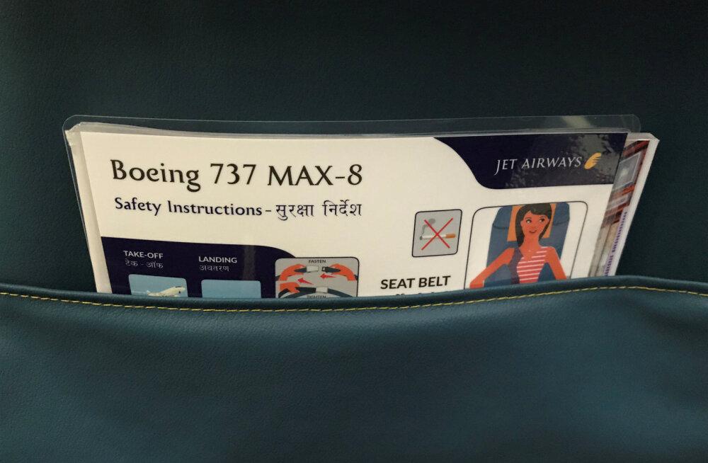 NYT: Boeing 737 Max 8 probleemidest on rääkinud ka USA piloodid: lennumanuaal on kuritegelikult ebapiisav