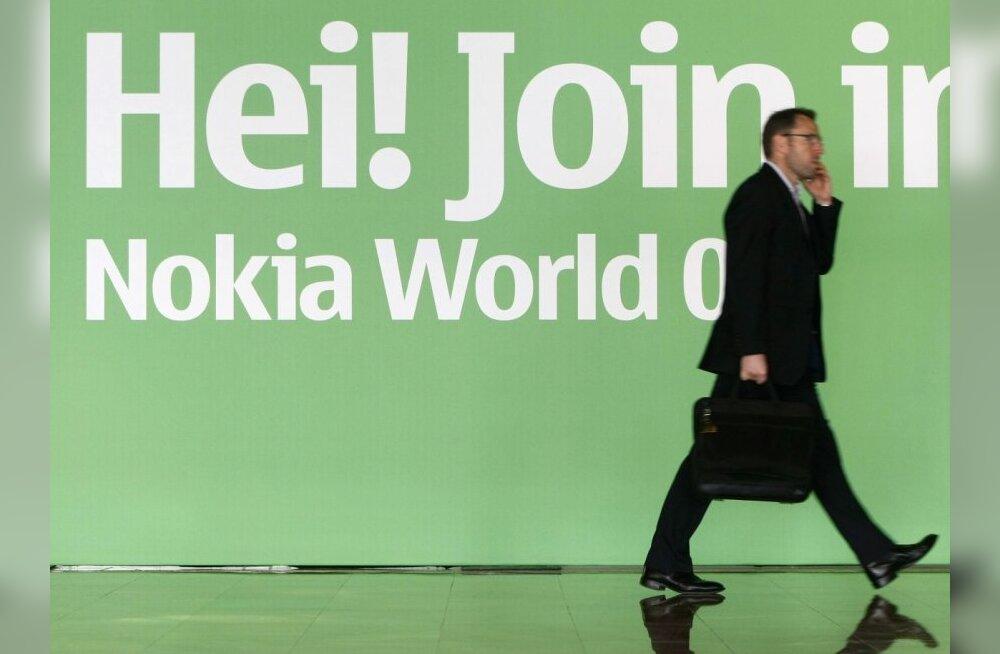 Nokia turuosa kaotust peetakse maailmarekordiks