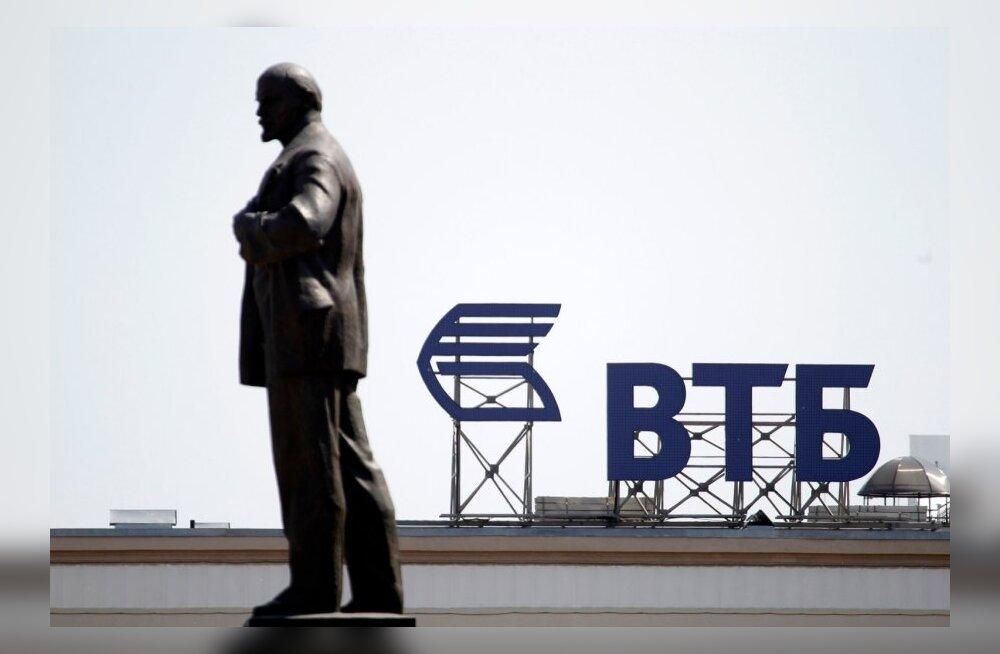 Vedomosti: VTB grupp tõi ligi pool oma Euroopa varadest Venemaale