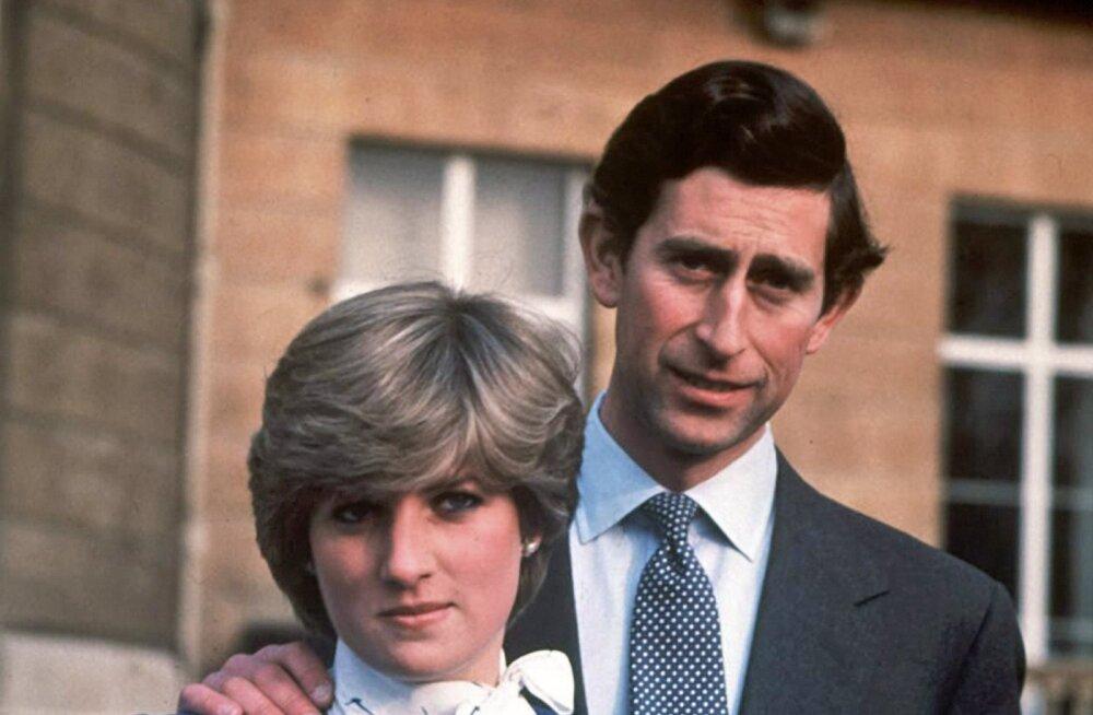 Esimene tõeline südamevalu avalikustatud: sel hetkel murdis prints Charles printsess Diana südame!