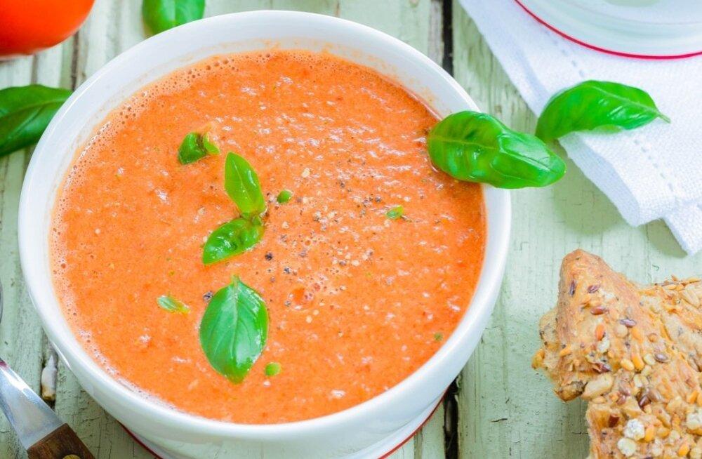 Värskendavad suvised supid