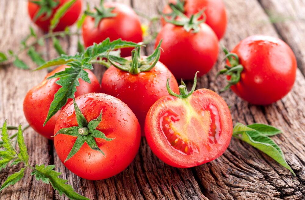 Kas teadsid, et tomatid on väga tõhusad südamehaiguste ennetamiseks?