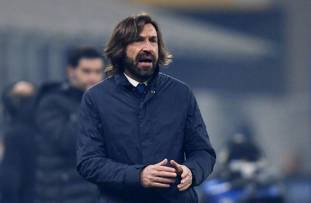 Pirlo kritiseeris valusa kaotuse järel Juventuse mängijaid: me poleks saanud enam hullemini mängida