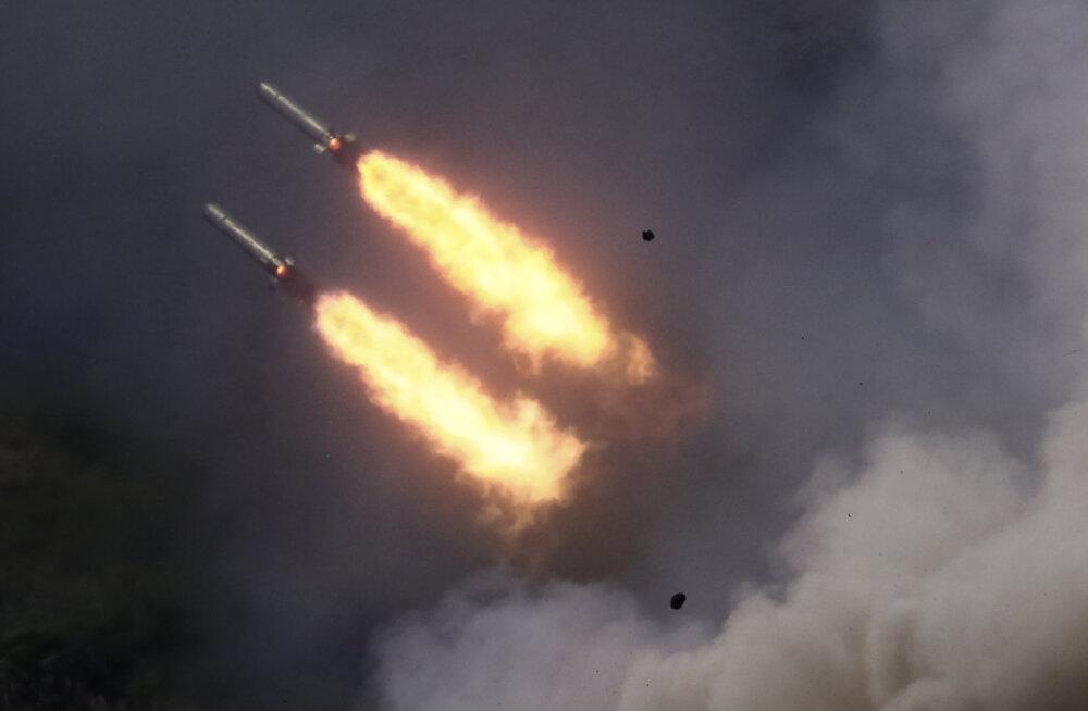 Briti luurejuht: Venemaa arendab välja tuumaenergial töötavat tiibraketti, mis võib püsida õhus aastaid