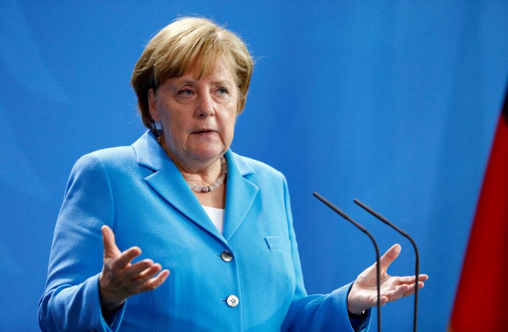 Merkel: Euroopa vajab ühtset migratsioonipoliitikat, Itaaliat ei saa üksi jätta
