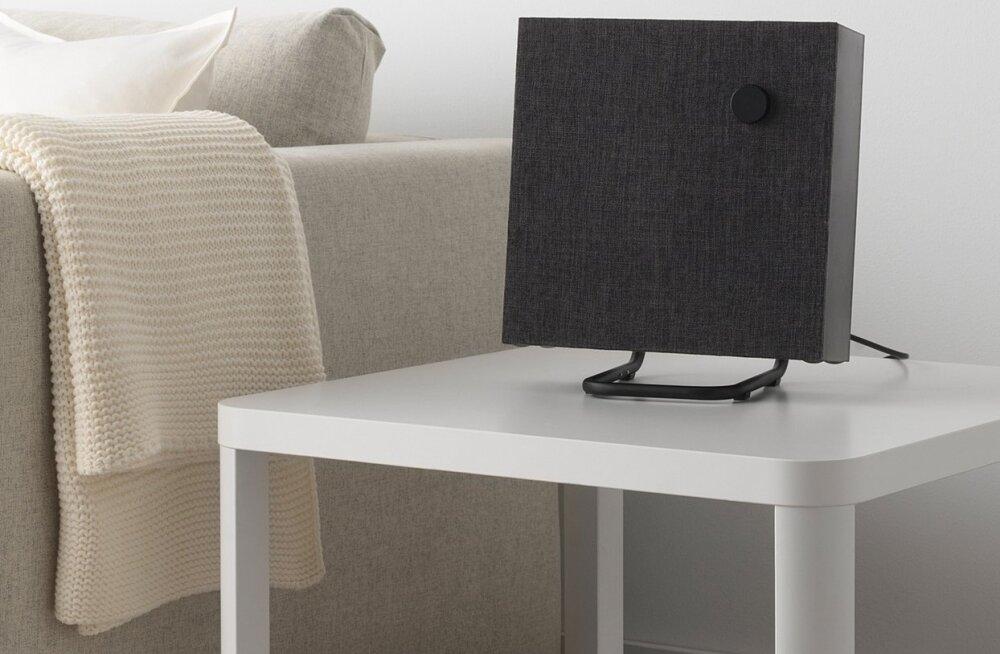 Mööblihiid IKEA toodab nüüd tehnikavidinaid, siin on nende kõlar
