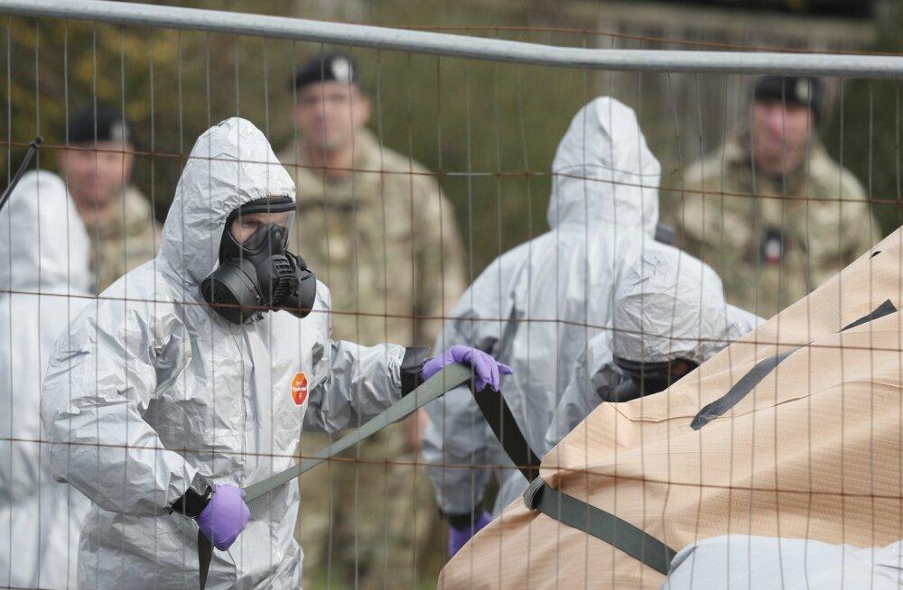 The Times: Suurbritannia on kindlaks teinud koha, kus Salisburys kasutatud mürki Venemaal toodeti