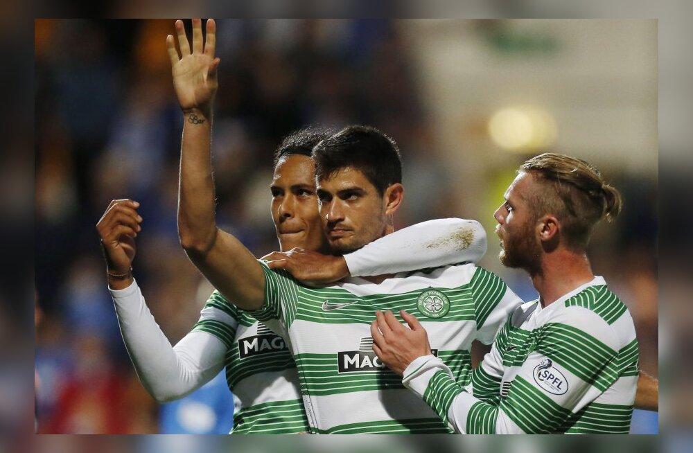 Maribor ja Celtic leppisid avamängus viiki