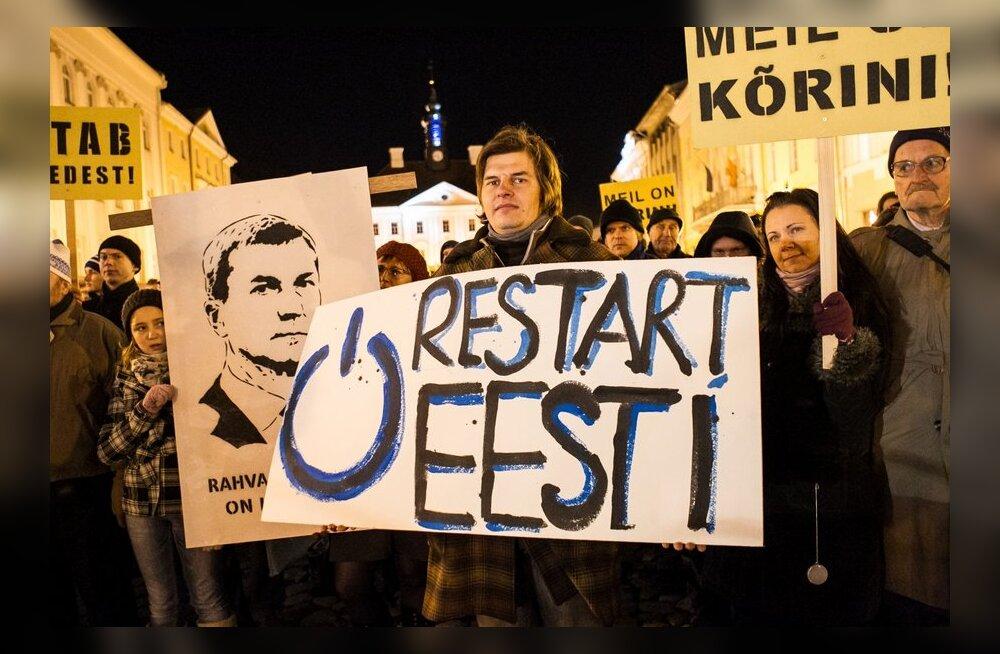 Reformivastane Protest